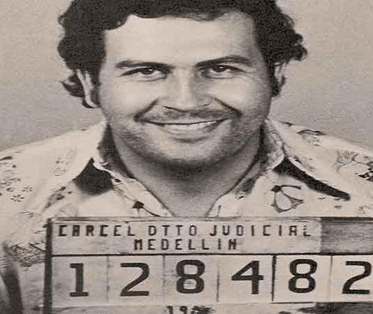 De grootste criminelen ter wereld; Pablo Escobar