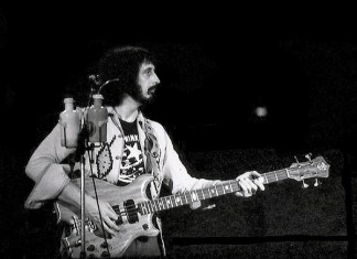 John Entwistle, The Who, 1976, Winterland, San Francisco