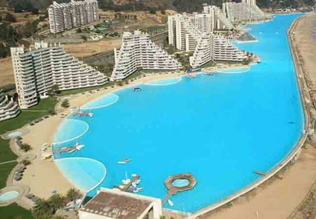 Mooiste zwembaden ter wereld