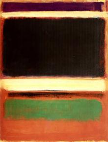 Mark Rothko 1947