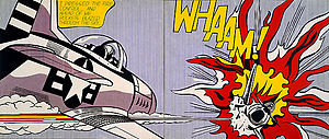 Roy Lichtenstein Whaam
