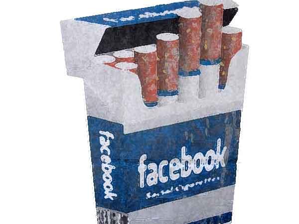 Facebook maakt ongelukkig, hoe meer je het gebruikt, hoe slechter je je voelt