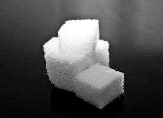 Eten en drinken in suikerklontjes