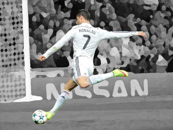 De bekendste sporter ter wereld volgens ESPN is Cristiano Ronaldo