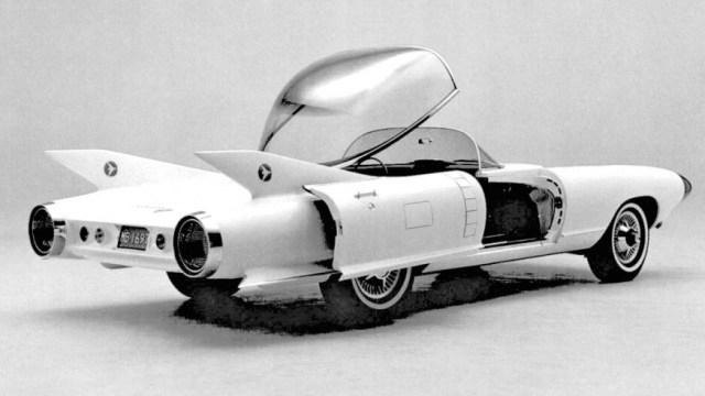 Cadillac Cyclone