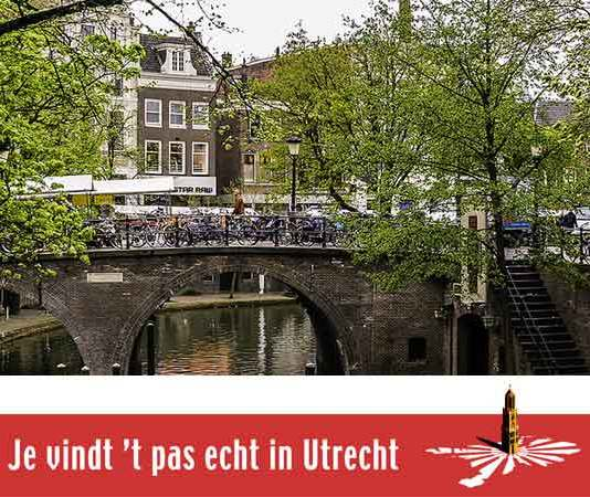 Leukste binnenstad van Nederland 2017 is te vinden in Utrecht