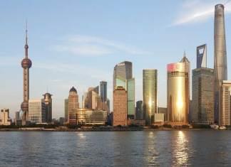 Dichtst bevolkte stad er wereld is Shanghai