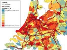 Populairste gemeente om te wonen blijft Amsterdam