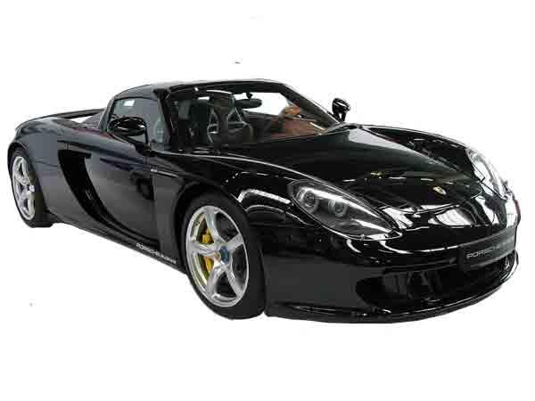 Mooiste Porsche aller tijden is de Porsche Carrera GT