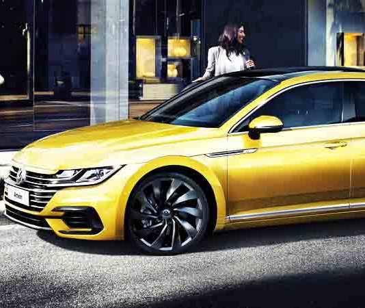 Veiligste auto voor voetgangers: Volkswagen Arteon