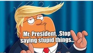 Donald Trump - Stop...