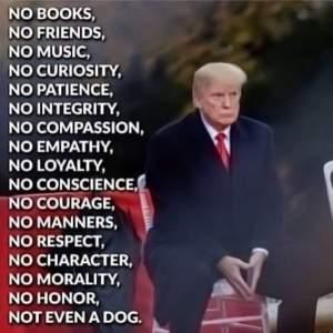 Donald Trump - No