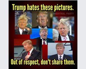 Donald Trump - Foto's