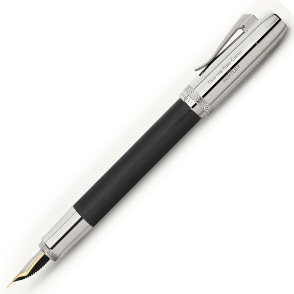 GvFC Bentley Ebony Fountain Pen