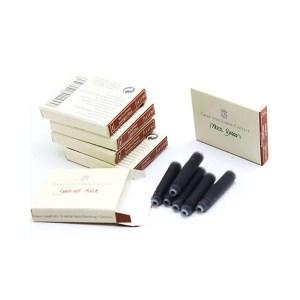 Ink Cartridges Graf von Faber-Castell (20 pcs)