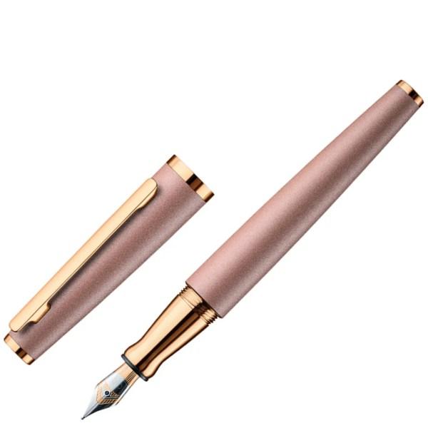 Otto Hutt_Design06_Seashell Pink Matt Rose Gold_Fountain Pen