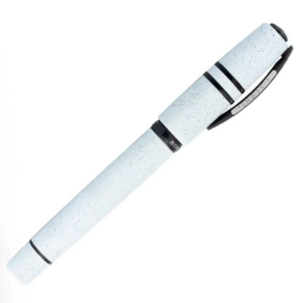 Visconti_Lava Color_Ash White_Fountain Pen