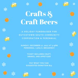Crafts & Craft Beers