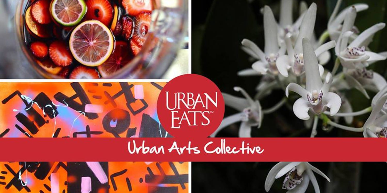 Urban Eats Cafe's Urban Arts Collective.