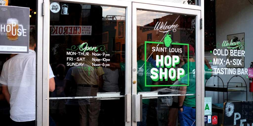 Saint Louis Hop Shop