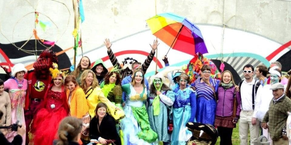 FOOTbeat Choir and Costumes