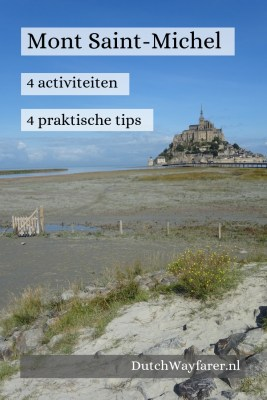 Mont Saint-Michel activiteiten tips