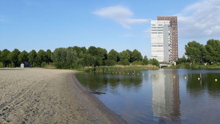 Filmwijkstrandje-almere