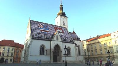 Sint Marcuskerk, Zagreb
