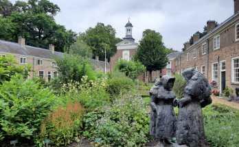 Stedentrip Breda: Begijnhof