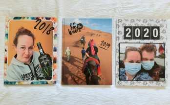 Fotoboek maken tips - jaarboeken