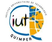 Logo IUT Quimper