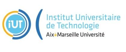 Logo IUT AIX MARSEILLE