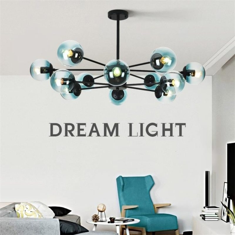 dutti led chandelier lighting fixtures modern pendant chandeliers light contemporary