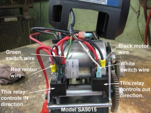 12 Volt DC Winches with Remote Switch Manual | Dutton