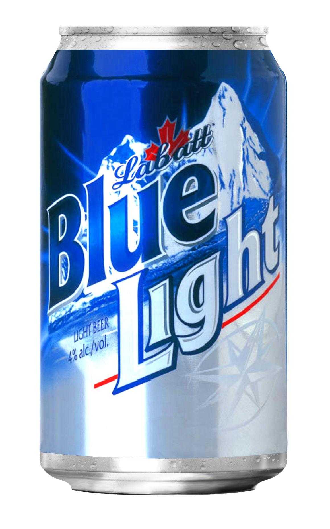 Peace Bridge Duty Free Blue Light 24pk Cans