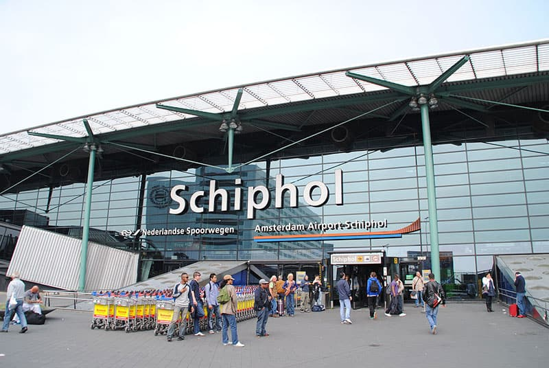 Amsterdam Schiphol Airport Duty Free