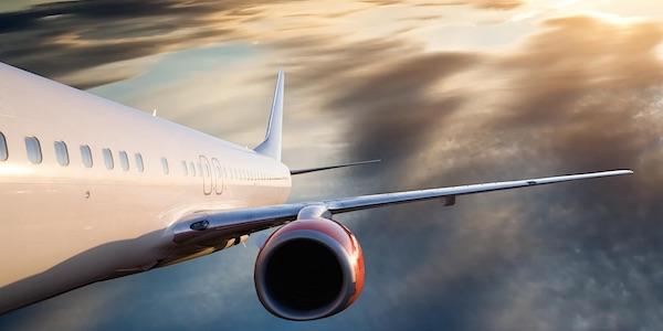 vliegtuig luchtvaart co2