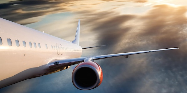 vliegtuig co2 luchtvaart