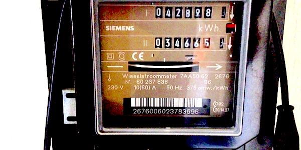salderen terugleversubsidie zonnepanelen slimme meter ferrarismeter