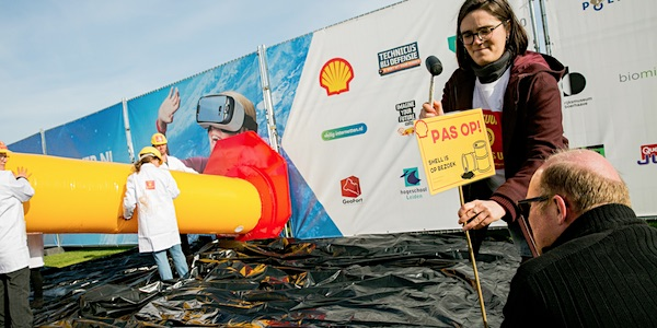 shell generation discover