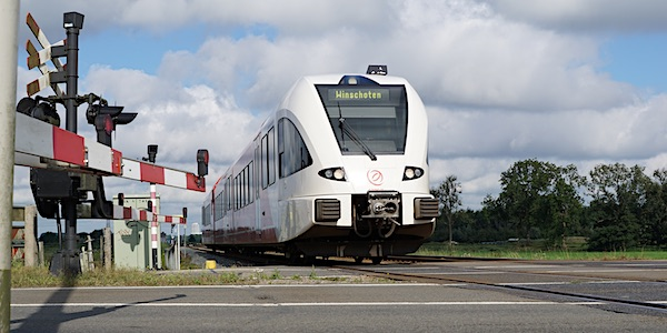 trein openbaar vervoer