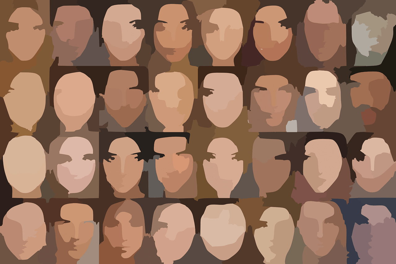 people, character, faces
