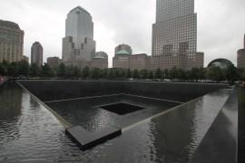 Visite du mémorial du 11 Septembre