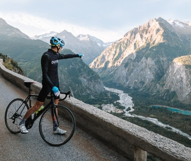 Im An Avid Cyclist Who Loves A Challenging Climb