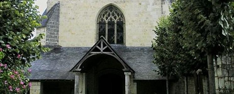 Photo L'église Saint Michel - voyage Fontevraud-l'Abbaye