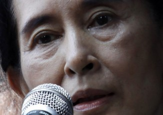 Aung San Suu Kyi is due to speak in September at a human rights forum in the Czech republic alongside the Dalai Lama.