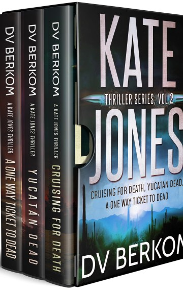 Kate Jones Thriller, Vol. 2