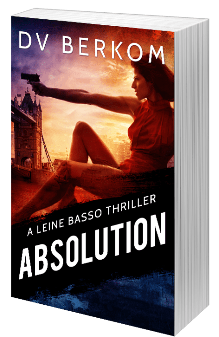 image of paperback copy of Absolution