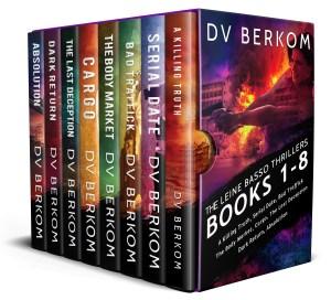 Leine Basso books 1-8 boxset cover