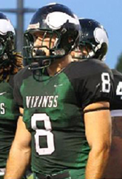 DVC student is a Nation's Top 10 Junior College Football ...